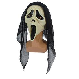 "Mask latex ""Fear"" MS0000042"
