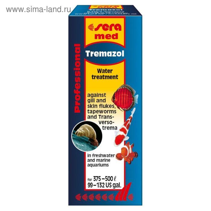 Кондиционер для аквариумной воды Sera med Professional Tremazol, 25 мл.