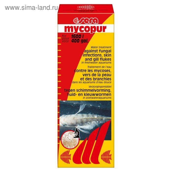 Кондиционер для аквариумной воды Sera mycopur, 100 мл