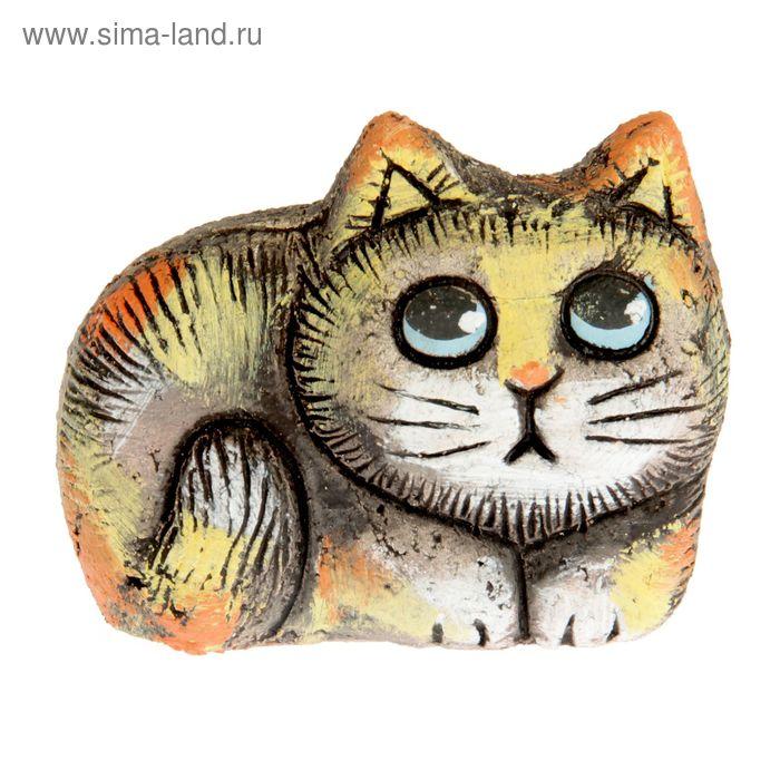 "Сувенир из шамота ""Кошка Любимая"""