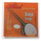 Комплект струн для банджо Alice AJ04, сталь/медь, 009-030,