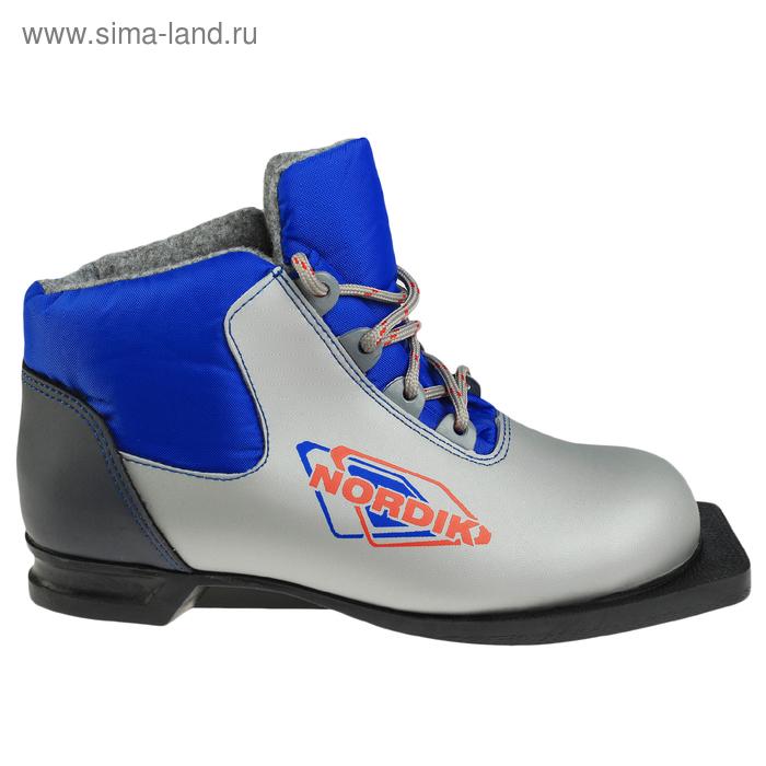 Ботинки Spine Nordik  43/2 (крепление NN75), р-р 30