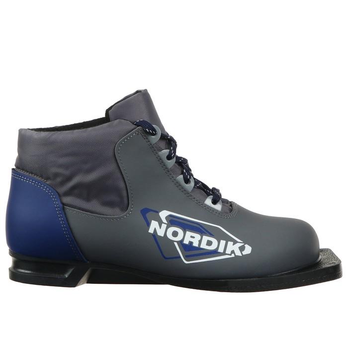 Ботинки Spine Nordik  43/7 (крепление NN75), р-р 38