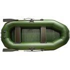 Лодка Фрегат M-3, зеленая