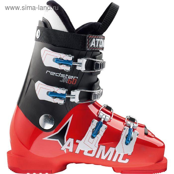 Atomic  Г/л ботинки REDSTER JR 60 Red/Black 20,5