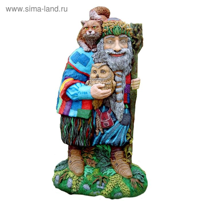 """Садовая фигура """"Сказочник"""""""