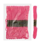 Мулине, № 3806, 8±1м, цвет розовый