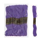Мулине, № 155, 8±1м, цвет лавандовый