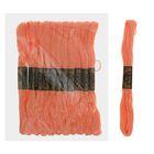 Мулине, № 3824, 8±1м, цвет персиковый