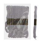 Мулине, № 415, 8±1м, цвет светло-серый