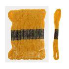 Мулине, № 725, 8±1м, цвет тёмно-жёлтый