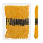 Мулине, № 743, 8±1м, цвет светло-жёлтый