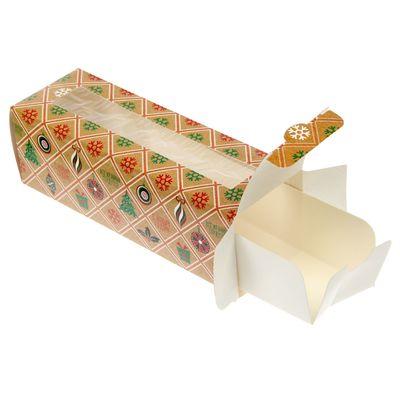"""Коробочка для макарун """"Все желания сбудутся"""", 18 х 5,5 х 5,5 см"""