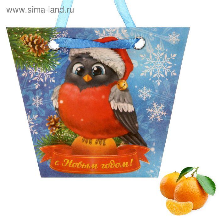 """Аромасаше в сумочке """"С Новым годом"""", аромат мандаринов"""