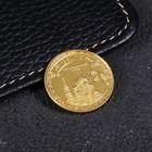 """Coin """"Omsk"""", d=2.2 cm"""