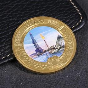 Монета «ЯНАО», d= 4 см