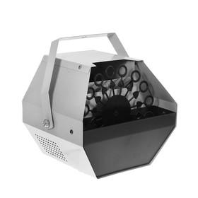 Генератор мыльных пузырей, 220 В, 16 колец