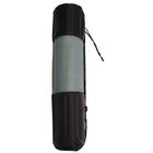 Чехол для йога-коврика 68х22 см (для толщины до 6 мм),  цвет черный