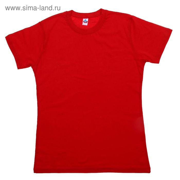Футболка для девочки, рост 98 см (56), цвет МИКС (арт. 5341/1М_Д)