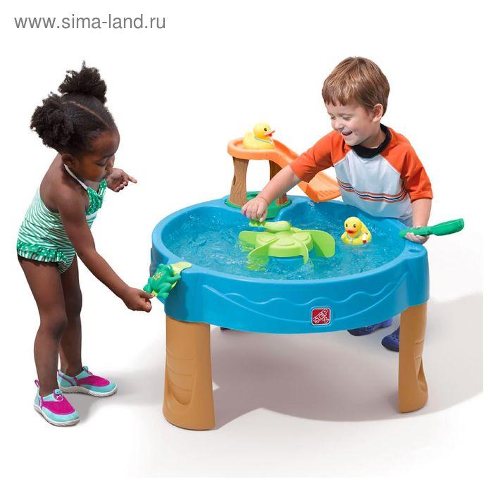"""Столик для игр с водой """"Весёлые утята"""""""
