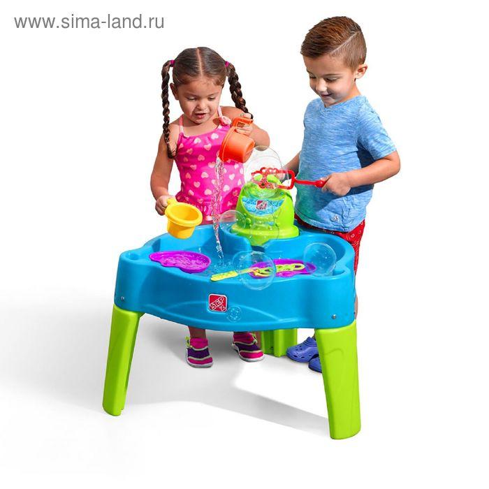 """Столик для игр с водой """"Волшебные пузыри"""""""