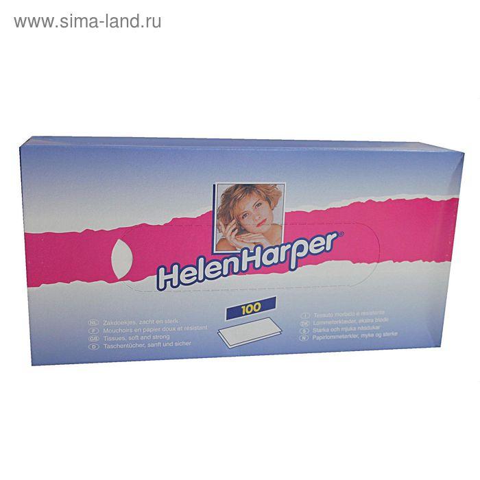 Бумажные салфетки Helеn Harper, в картонной коробке, 100 шт.