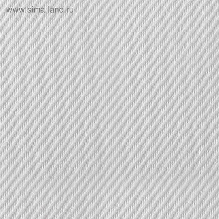 """Стеклотканевые обои Wellton """"Диагональ"""", 1х25 м"""