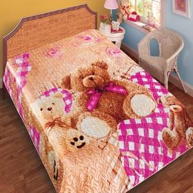 Покрывало Marianna «Мишки», размер 165х220 см