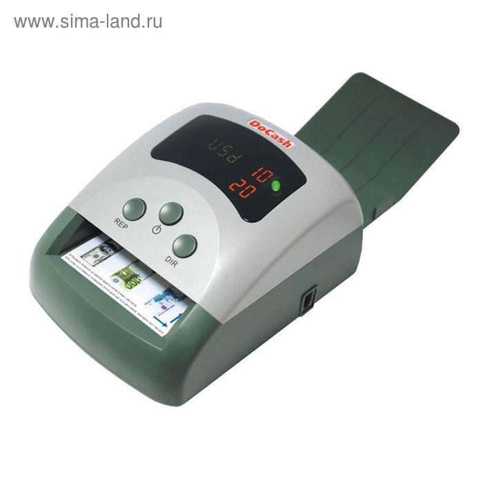 Детектор банкнот DoCash 430 автоматический