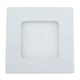 Панель квадратная встраиваемая 85х85 мм, 3 W, LED-15-2835-210Lm-6500К-120deg-160-260V
