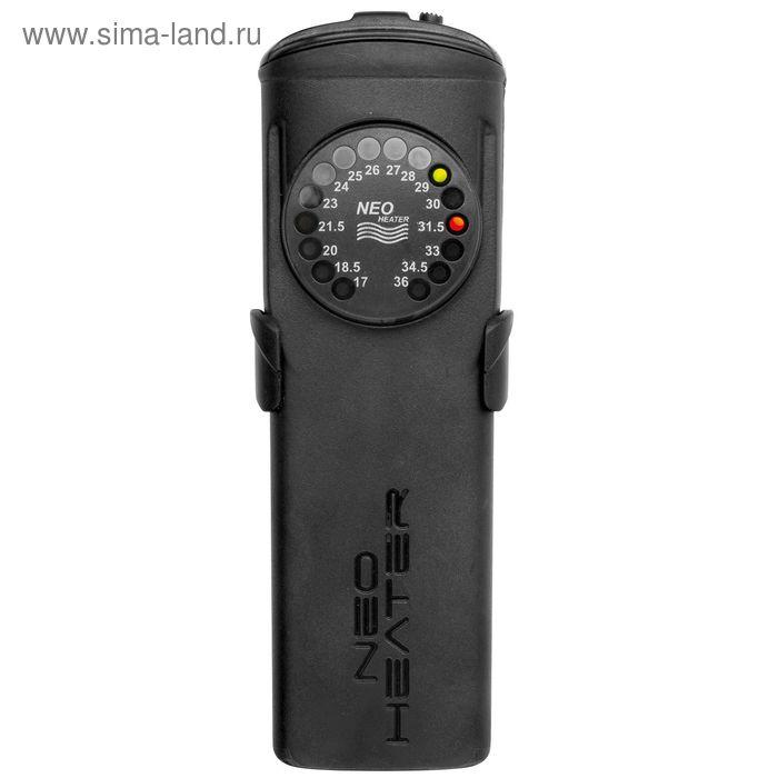 Электронный нагреватель+ термометр 25 Вт. NEO HEATER (AQUAEL)
