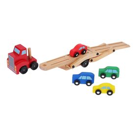 "Wooden toy ""Truck"", MIX colors"