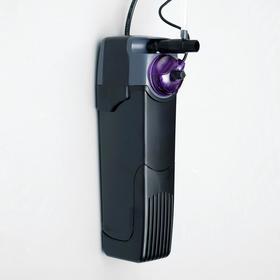 Фильтр внутренний Aquael  UNI FILTER 500 UV 6,5 W, 500 л./ч.,акв.100-200 л.