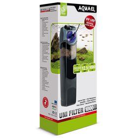 Фильтр внутренний Aquael UNI FILTER 1000 UV 12,5 W, 1000 л./ч.,акв.250-350 л.