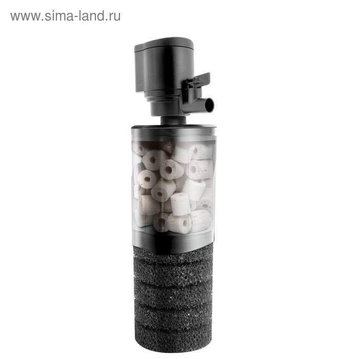 Фильтр внутренний Aquael TURBO FILTER 500 4,4 W, 500 л./ч.,акв. до 150 л.