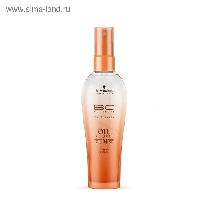 Спрей-масло Bonacure Oil Miracle Mist для жёстких и толстых волос, 100 мл