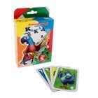 Карточная игра «Разноцветный какаду»