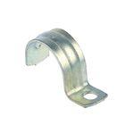 Скоба однолапковая СМО 21-22, металлическая