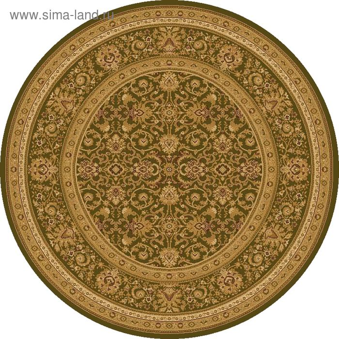 Ковёр круглый ARABES CLASSIC,  размер 150х150 см, рисунок 306/5542 0105