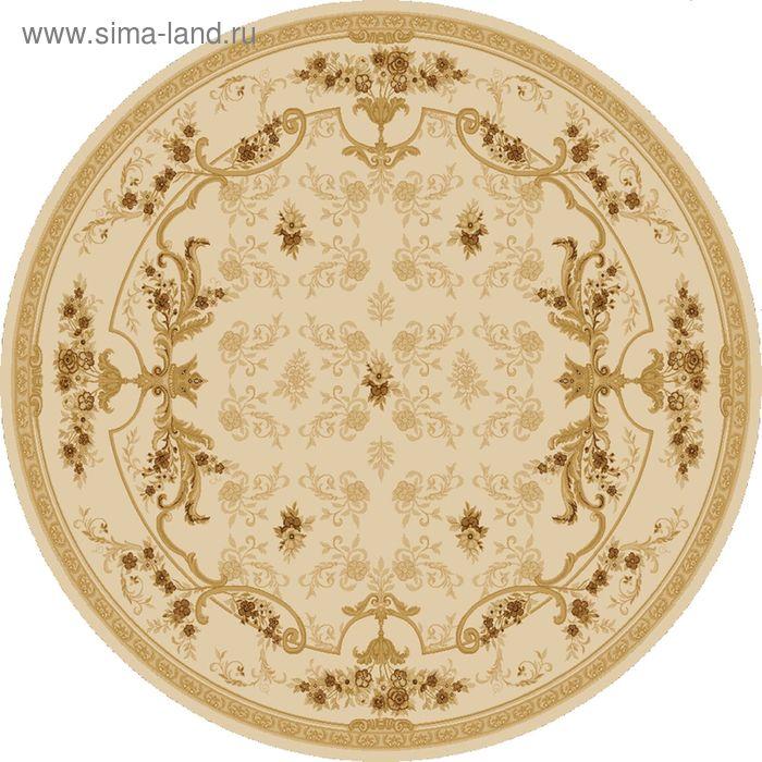 Ковёр круглый ROCAILLE ELITE CLASSIC,  размер 150х150 см, рисунок 315/61149 3105