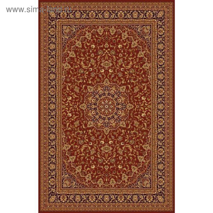 Ковёр ISFAHAN CLASSIC, размер 120х180 см, рисунок 207/3658, 0102