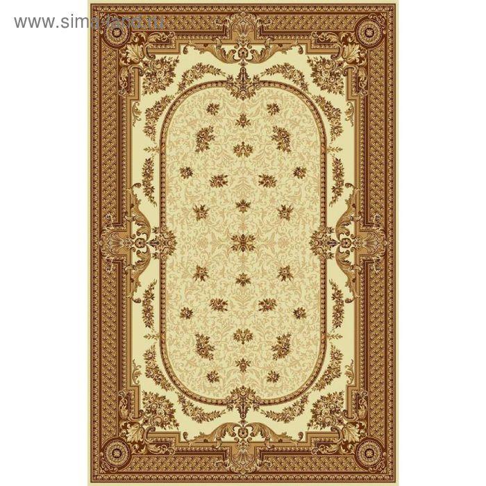 Ковёр DOFIN CLASSIC EUROPEAN, размер 120х180 см, рисунок 209/1149, 0102