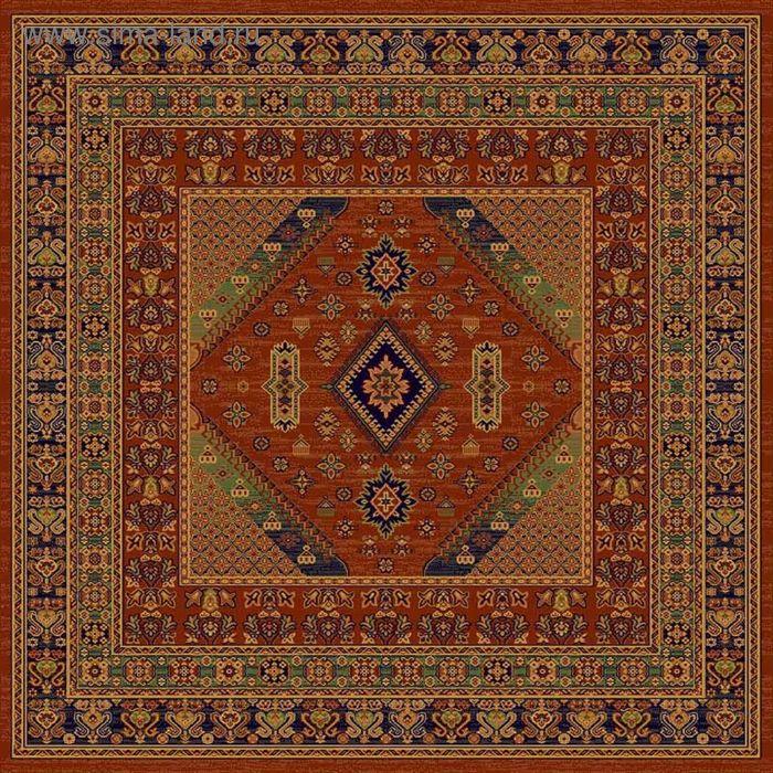 Ковёр квадратный DARIUS ELITE ANTIQUE,  размер 150х150 см, рисунок 436/60311 3102