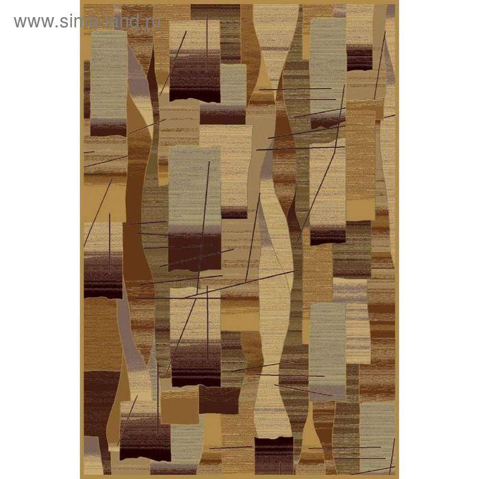Ковёр CLASSIC FREGAT MODERN, размер 100х300 см, рисунок 250/2224, 0102