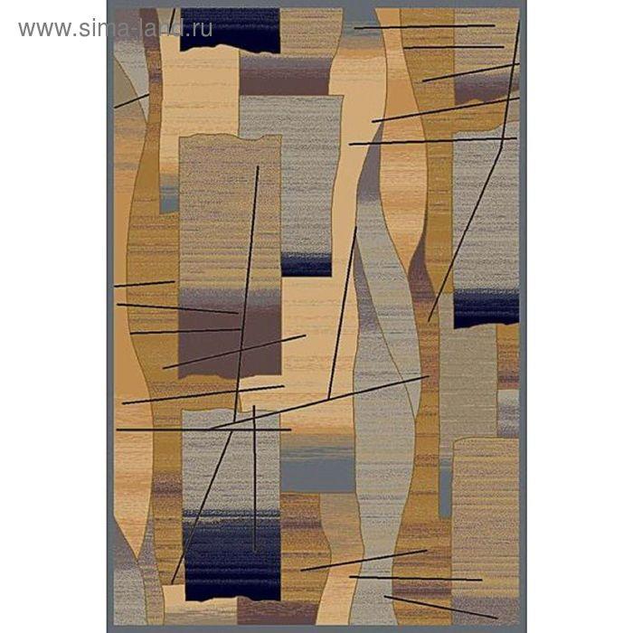 Ковёр CLASSIC FREGAT MODERN, размер 100х300 см, рисунок 250/4544, 0102