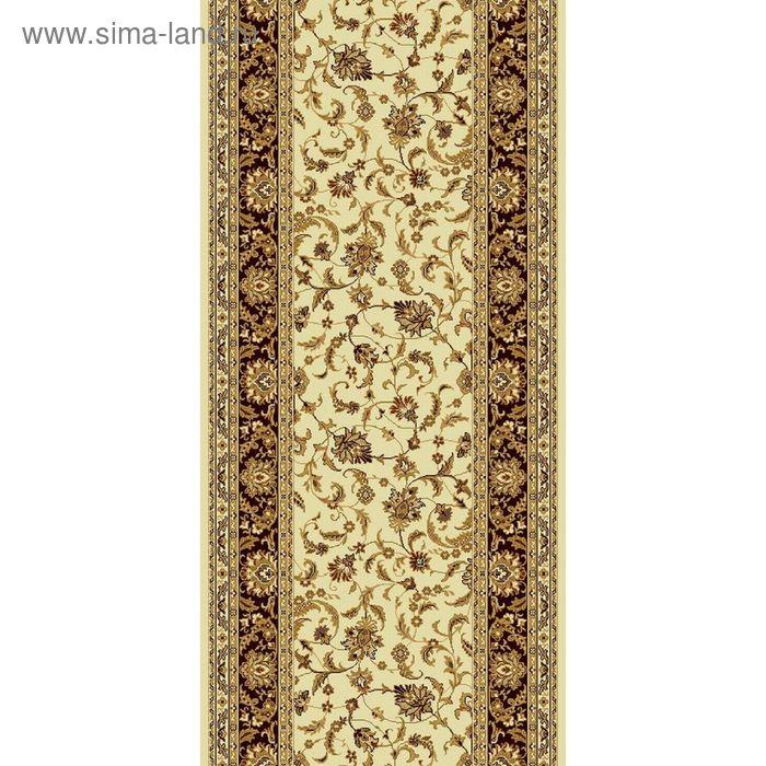 Дорожка ISFAHAN CLASSIC,  ширина 70 см, рисунок 207/1149, 0102