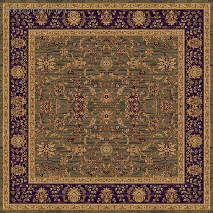 Ковёр квадратный NIZAMI ANTIQUE,  размер 240х240 см, рисунок 122/5405 0108