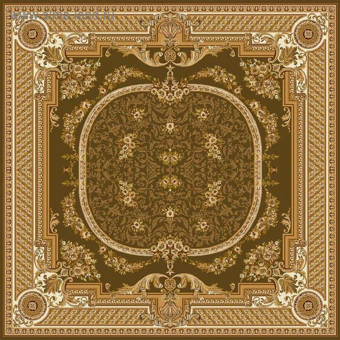 Ковёр квадратный DOFIN CLASSIC EUROPEAN,  размер 300х300 см, рисунок 209/5542 0102