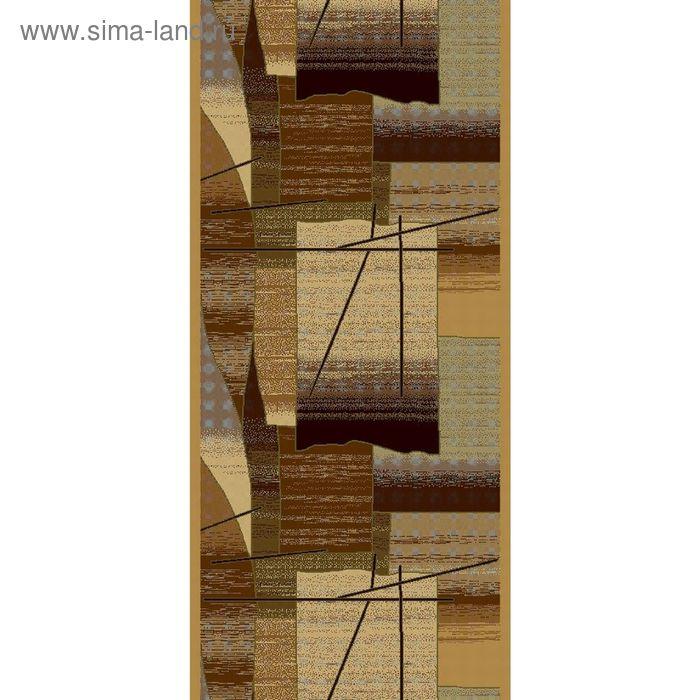 Дорожка FREGAT CLASSIC MODERN,  ширина 90 см, рисунок 250/2224, 0102