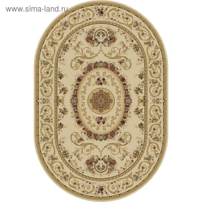 Ковёр овальный VENET CLASSIC EUROPEAN,  размер 200х300 см, рисунок 284/1126 0105